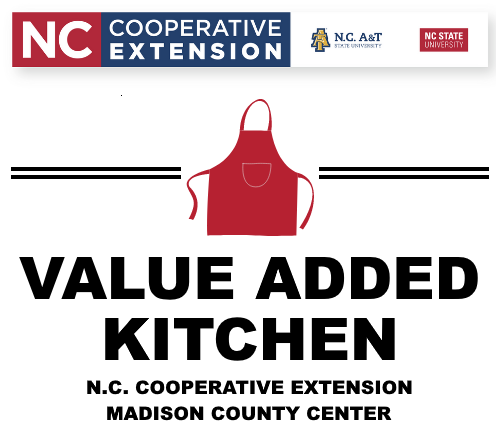N.C. Cooperative Extension, Madison County Value Added Kitchen